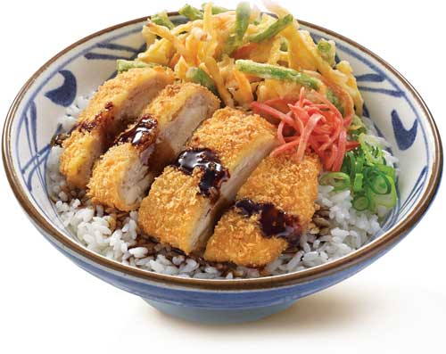 Chicken Katsu Rice