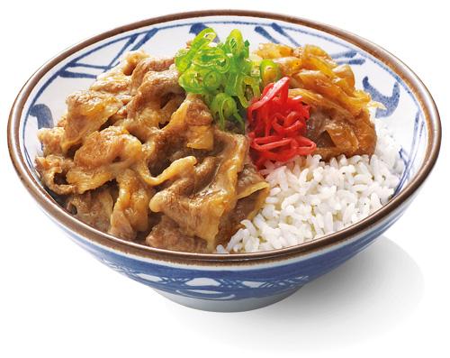 Sukiyaki Beef Rice