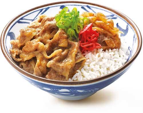 Sukiyaki Beef Bowl