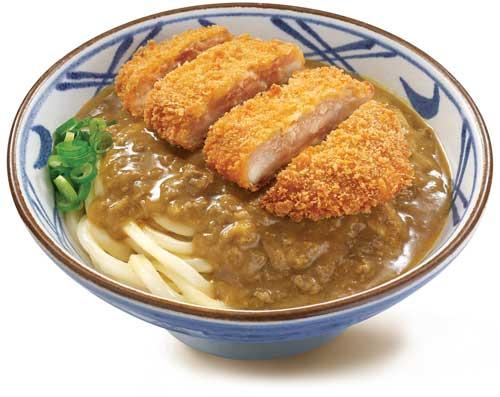 Chicken Katsu Curry Udon
