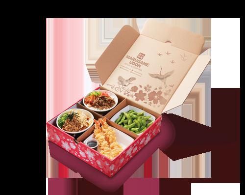 Jubako Box For Two