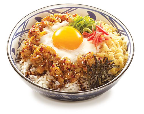 Spicy Tori Rice