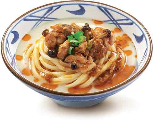 Spicy Tori Baitan udon