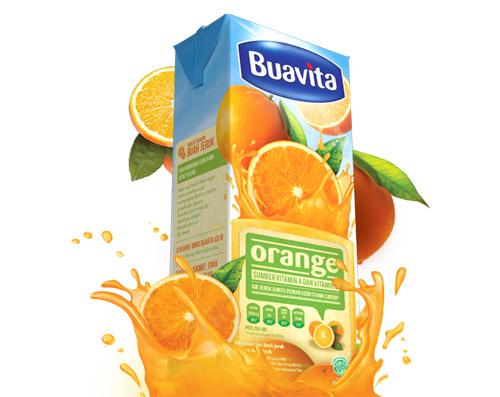 Buavita Orange