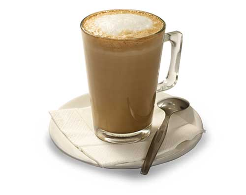 Caffe Latte - Hot