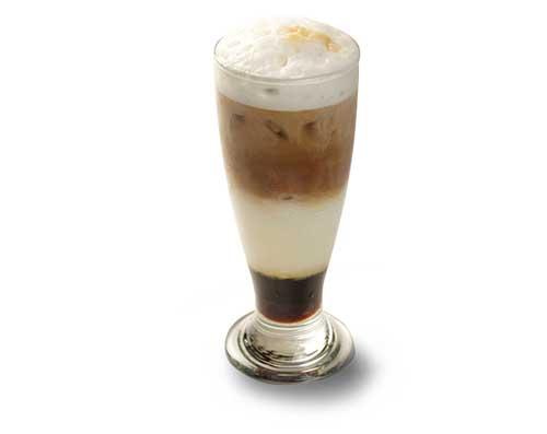 Kuromitsu Caffe Latte - Cold