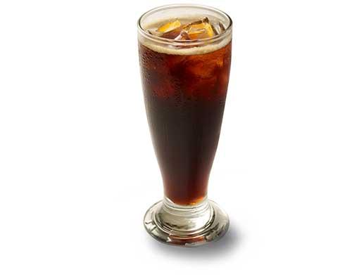 Long Black Coffee - Cold