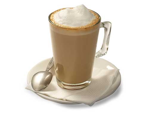 Kuromitsu Caffe Latte - Hot